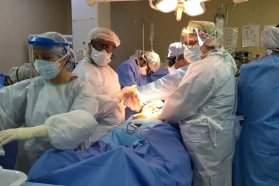 Donación multiorgánica en Paraná posibilita cinco trasplantes