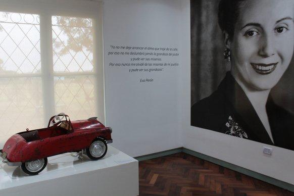 Continúa el ciclo de charlas virtuales del Museo Eva Perón