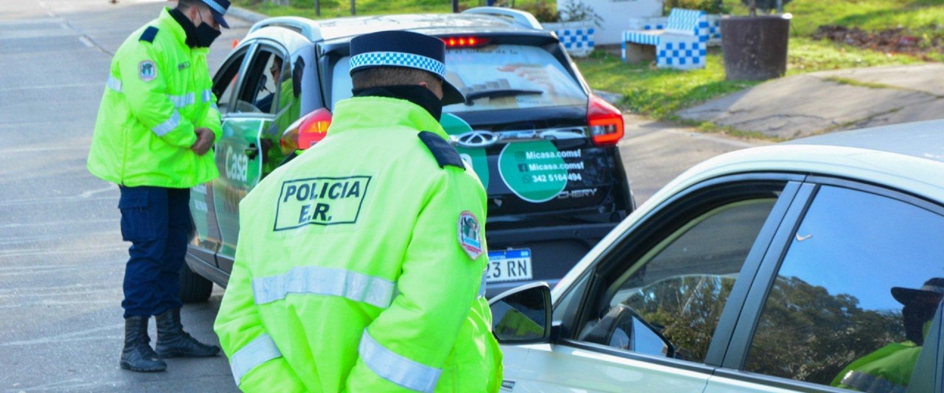 Control Tránsito Policial