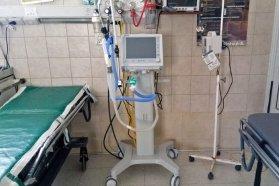 El hospital Fermín Salaberry incorporó un segundo respirador