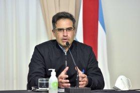 Los casos de Covid en la provincia se van dando por brotes por conglomerados