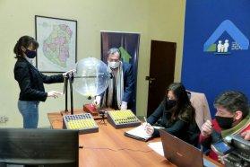 Familias de Larroque y Villaguay salieron preadjudicadas en sorteo de viviendas