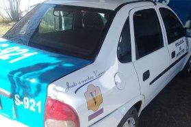 La policía de La Paz y El Pingo suman vehículos incautados al narcomenudeo