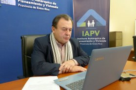La provincia trabaja en soluciones habitacionales para Urdinarrain y el departamento Gualeguay
