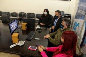 Entre Ríos participó del Encuentro de Copretis Región Centro para accionar en conjunto contra el trabajo infantil