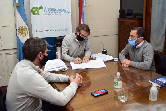 La provincia busca hacer más directa y eficiente la aplicación de los beneficios a establecimientos industriales