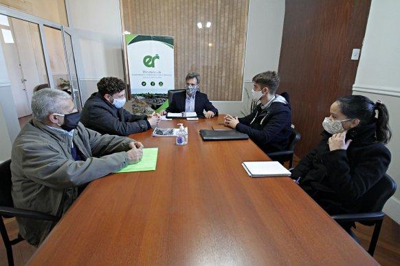 Analizaron proyectos de infraestructura y servicios asociados en la Región Centro