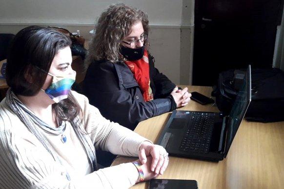 La provincia participó de una capacitación en Gualeguay sobre la Ley Micaela