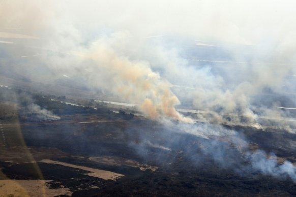 Entre Ríos acuerda trabajo conjunto con la vecina provincia por los incendios en las islas santafesinas