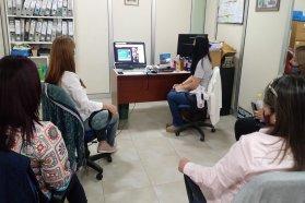 Se realizó una capacitación sobre bioseguridad para trabajadores municipales de Concordia