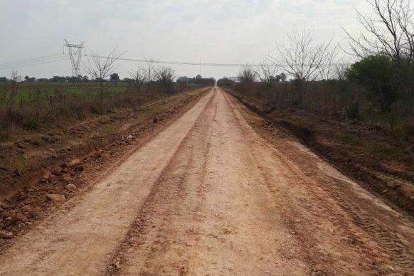 Mejoran conexiones productivas del departamento Gualeguaychú