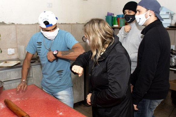 Pandemia: La provincia fortalece el diálogo con las organizaciones civiles