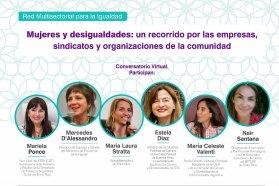 Vicegobernación lanza la Red Multisectorial para la Igualdad