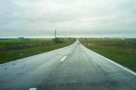 Recomiendan transitar con precaución por rutas y caminos rurales