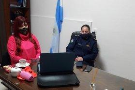 Entre Ríos participó en la mesa Federal de Seguridad, Género y Diversidad