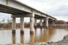 Realizarán pruebas de carga sobre los nuevos puentes de Don Cristóbal