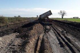 Repasan caminos productivos en el departamento Paraná