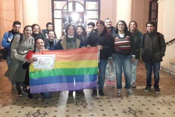 El área de Diversidad celebró la aprobación de la inclusión laboral trans en Entre Ríos