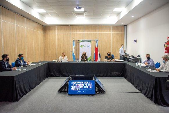 A través de una Mesa interministerial, Provincia, Nación y UNICEF fortalecen políticas públicas de primera infancia