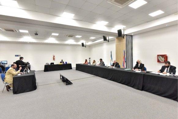 Quedaron conformadas las ternas para la Presidencia y Fiscales del Tribunal de Cuentas de Entre Ríos