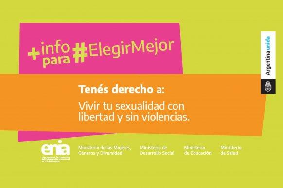 En Entre Ríos es política sanitaria la prevención del embarazo adolescente