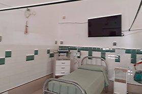La secretaria de Salud visitó hospitales del departamento La Paz