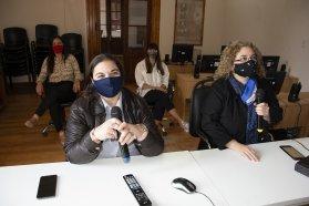 La provincia capacitó sobre la Ley Micaela a autoridades y agentes de la Municipalidad de Larroque