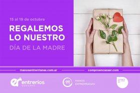 Por el Día de la Madre, la provincia promueve la compra a emprendedores de la economía social