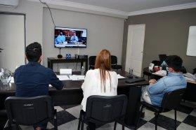 La provincia participó de la presentación del Programa Federal de Salud Digital