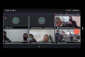 La provincia profundiza el uso de las herramientas de Telesalud y Comunicación a Distancia