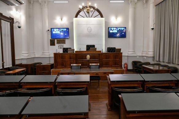 El martes y miércoles habrá trabajo en comisiones del Senado