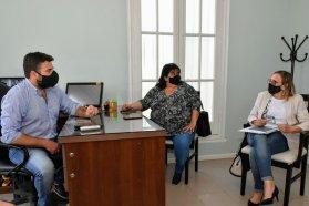 La provincia profundiza el trabajo en territorio en Federal