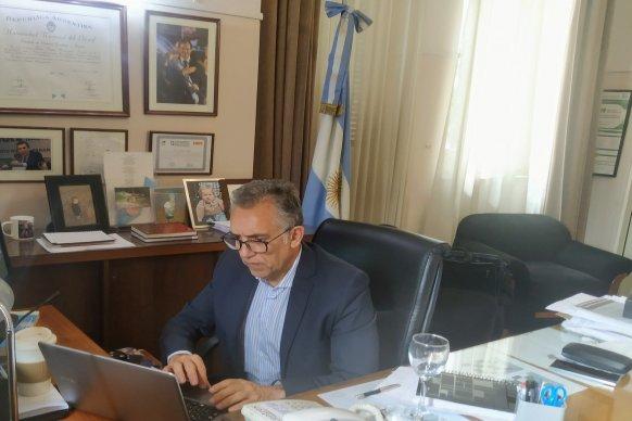 Se desarrolló la primera reunión del Consejo Federal Porturario