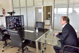 Bordet participó de la elección del nuevo titular del Consejo Federal de Inversiones