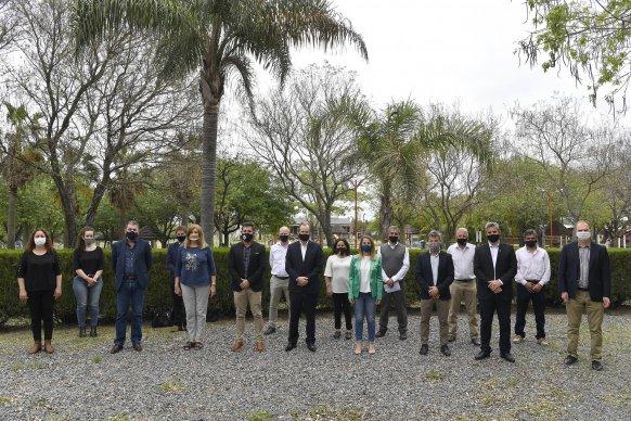 El vecinalismo ratifica el respaldo institucional a la gestión de Bordet