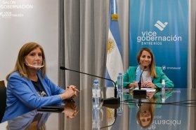 Stratta e intendentes participaron de un encuentro con el ministro de Trabajo de la Nación