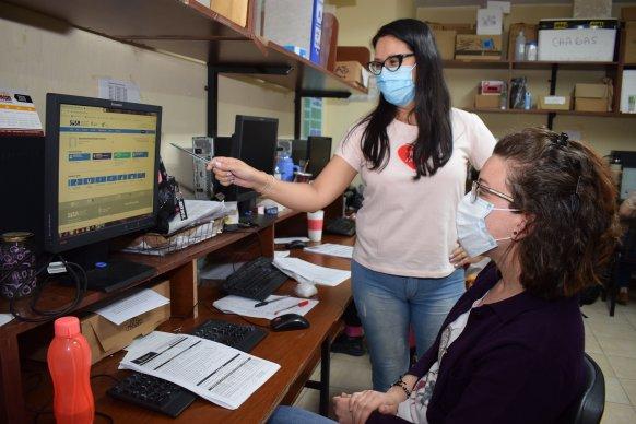 Estudiantes de carreras de Ciencias de la Salud iniciaron sus prácticas en establecimientos públicos de la provincia