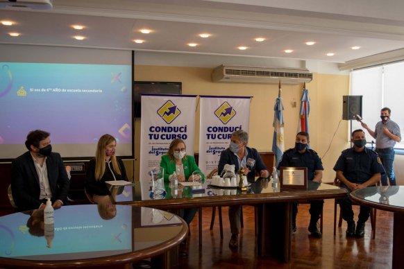 Se lanzó Conducí tu curso 2020 Edición Virtual