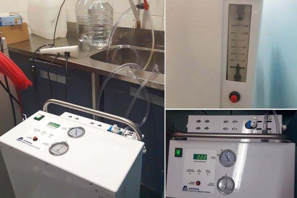 Se dotó de equipamiento a los hospitales de referencia para tratamientos de diálisis