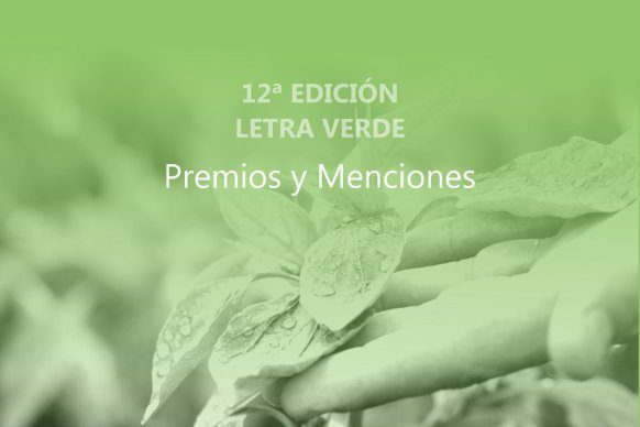 Dieron a conocer los ganadores del certamen literario Letra Verde