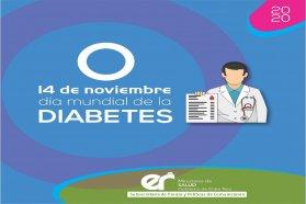 Día Mundial de la Diabetes: la premisa del control y el cuidado se fortalece en Pandemia