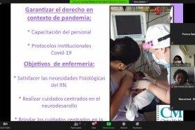 Semana del Prematuro 2020: Las instituciones con neonatología de la provincia participaron de una jornada virtual