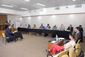 El Consejo de la Magistratura realizó entrevistas para cubrir dos cargos de Juzgados de Paz