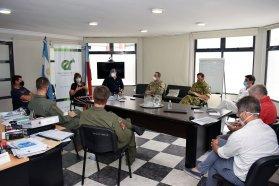 Salud define la logística del plan de vacunación contra el Covid 19 junto a las Fuerzas Armadas