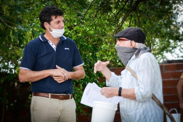 El 100 por ciento de los vecinos del municipio de Herrera adhiere al programa de Orgánico Cero y opta por el compostado