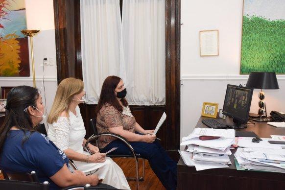 El Gobierno entregó aportes a instituciones entrerrianas