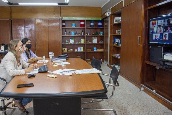 Desarrollo Social fortalece las estrategias territoriales junto a Cáritas