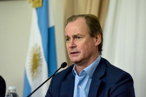 Bordet destacó la importancia de la rehabilitación del turismo para seguir movilizando la economía