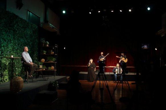 Realización de contenidos exclusivos para la Noche de los Museos Entrerrianos