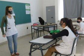 La vuelta a clases presenciales sigue mostrando buenos resultados